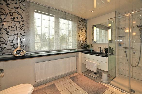 Badezimmer im Wohlfühldesign