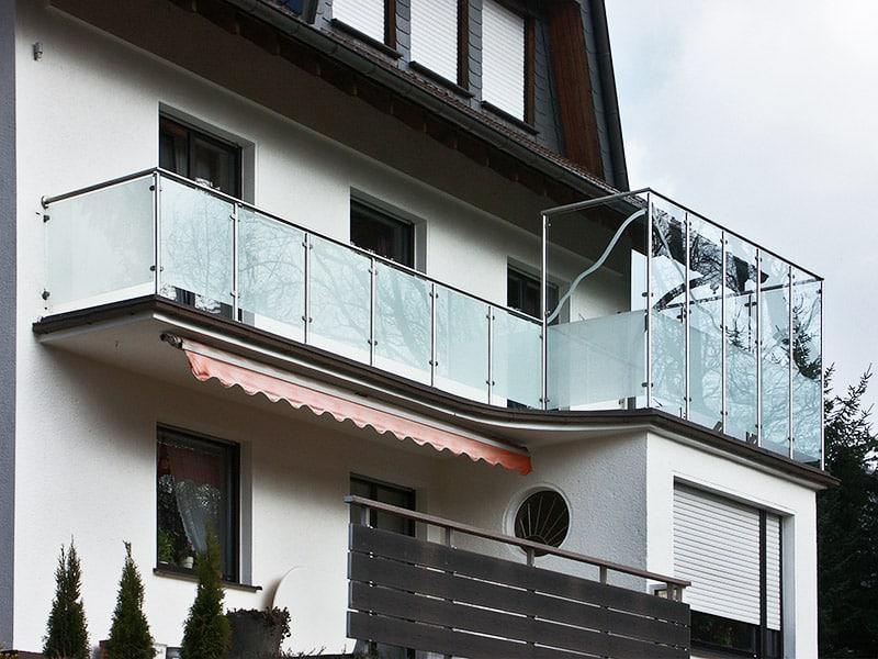 Balkon-Geländer