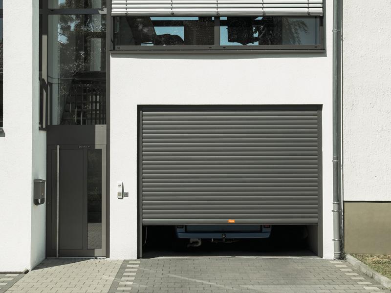 rolladen garagentore beiler kreativ. Black Bedroom Furniture Sets. Home Design Ideas