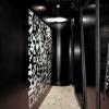 Glaswand-LED – QRCode