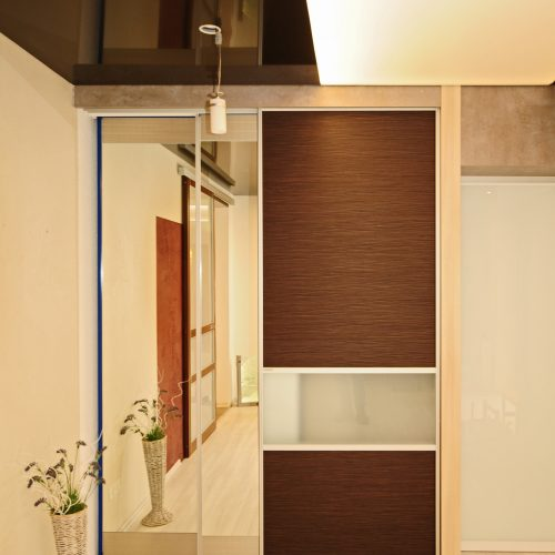 Raumpluss Serie 1500 Holzdesign
