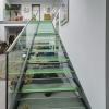 LED Glastreppe